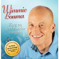 Wimmie Bouma - Zing en leef zonder zorgen! - CD Single