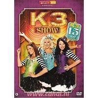 K3 - Show - 15 jaar - DVD