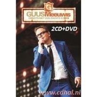 Guus Meeuwis - Groots Met Een Zachte G 2013 - 2CD+DVD