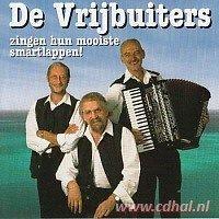 De Vrijbuiters - zingen hun mooiste smartlappen - CD