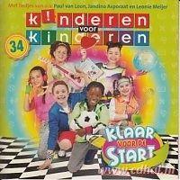 Kinderen voor Kinderen 34 - Klaar voor de start - CD