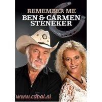 Ben en Carmen Steneker - Remember Me - DVD