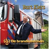 Bart Kiers - De Brandweerman - CD