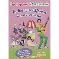 Dirk Scheele - Op stap met - In het sprookjesbos - DVD