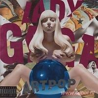 Lady Gaga - Artpop - CD+DVD Deluxe Edition