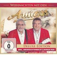 Amigos - Weihnachten Mit Den Amigos - Deluxe Edition - CD+DVD