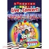 Kinderen voor Kinderen - Live in Concert 2013 - DVD