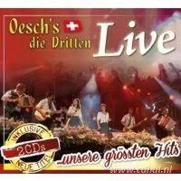 Oesch's Die Dritten - Unsere Grossten Hits - Live - 2CD