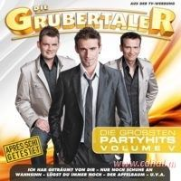 Die Grubertaler - Die grossten Partyhits Vol. 5 - CD