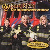 Bart Kiers - De Brandweervrouw - CD Single