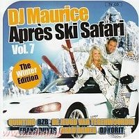DJ Maurice - Apres Ski Safari - Vol. 7 - CD