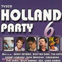Holland Party 6 - 2CD