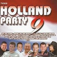 Holland Party 9 - 2CD