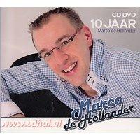 Marco de Hollander - 10 jaar - CD+DVD
