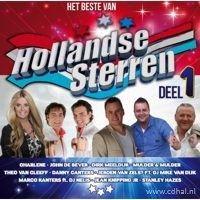 Hollandse Sterren - Het Beste Van - Deel 1 - CD
