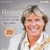 Hansi Hinterseer - Das Beste Zum Jubilaum 60 Jahre - 2CD