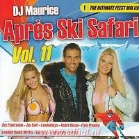 DJ Maurice - Apres Ski Safari - Vol.11 - CD