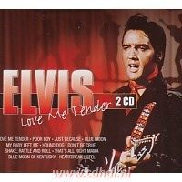 Elvis Presley - Love me tender - 2CD