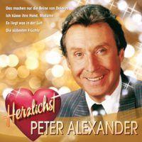 Peter Alexander - Herzlichst - CD