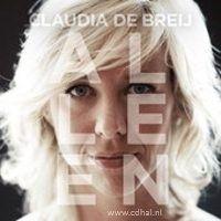 Claudia de Breij - Alleen - CD