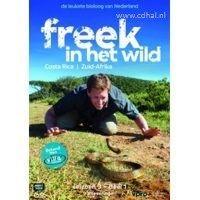 Freek Vonk - Freek in het wild Costa Rica en Zuid Afrika - DVD