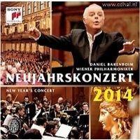 Neujahrskonzert 2014 - Daniel Barenboim und Wiener Philharmoniker - 2CD