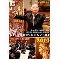 Neujahrskonzert 2014 - Daniel Barenboim und Wiener Philharmoniker - DVD