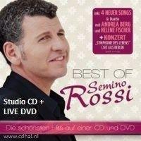 Semino Rossi - Best Of - CD+DVD