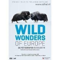 Wild Wonders Of Europe - De Fotografen en Fotocollectie - Documentaire - 3DVD