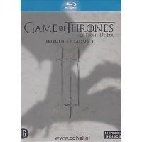 Game of Thrones - Seizoen 3 - 5BluRay