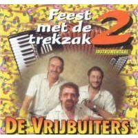 De Vrijbuiters - Feest met de trekzak Vol.2 - CD