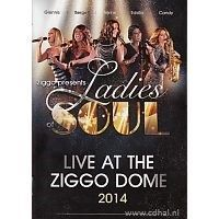 Ladies of Soul 2014 - Live at the Ziggo Dome - DVD
