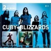 Cuby and the Blizzards - 2 For 1 - Too blind to see + Desolation - 2CD