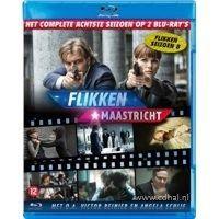 Flikken Maastricht - Seizoen 8 - 2Blu Ray
