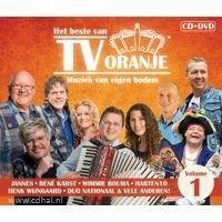 Het Beste Van TV Oranje Deel 1 - CD+DVD