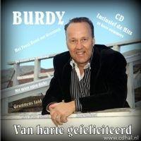 Burdy - Van Harte Gefeliciteerd - CD