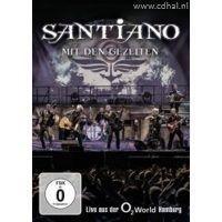 Santiano - Mit Den Gezeiten - Live aus der O2 World Hamburg - DVD