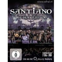Santiano - Mit Den Gezeiten - Live aus der O2 World Hamburg - 2CD+DVD