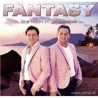 Fantasy - Eine Nacht im Paradies - CD
