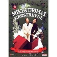 De Mike en Thomas Show - Kerstrevue - DVD