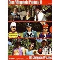 De Vliegende Panters - Daar Vliegende Panters II - De complete TV Serie - 2DVD