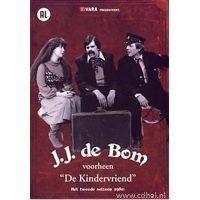 J.J. de Bom voorheen de kindervriend - Het tweede seizoen (1980) - 2DVD