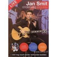 Jan Smit - Onderweg 2003-2004 Live - DVD