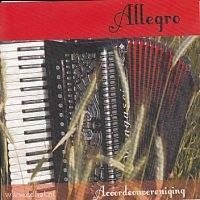 Accordeonvereniging Allegro - CD