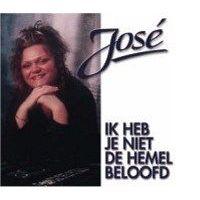 Jose - Ik heb je niet de hemel beloofd - CD
