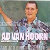 Ad van Hoorn - Onderweg naar jou - CD