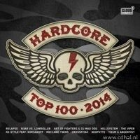 Hardcore Top 100 - 2014 - 2CD