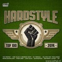 Hardstyle Top 100 - 2014 - 2CD