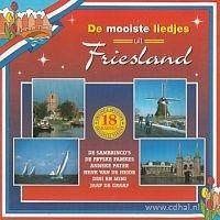 De Mooiste Liedjes Uit Friesland - Tulpenserie