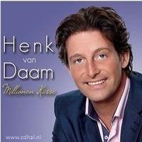 Henk van Daam - Millionen Kusse - CD